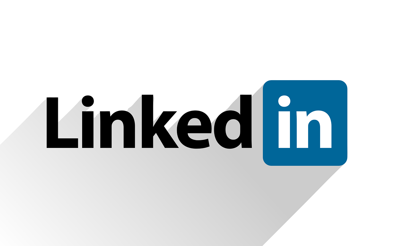 Logo von Linked In